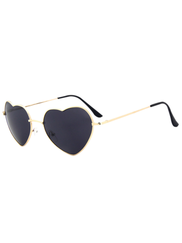 Online Heart Shape Gradient Sunglasses