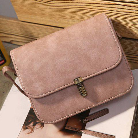 New Stitching Cross Body Flap Bag