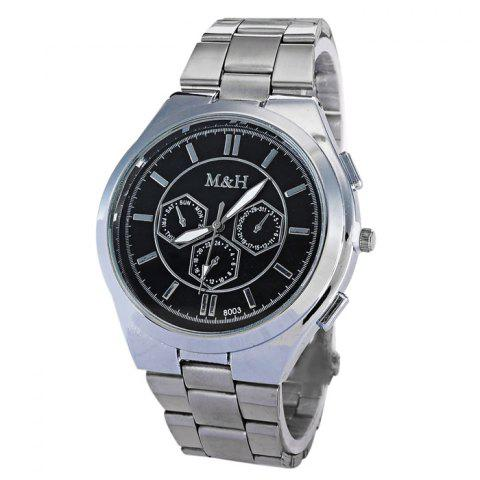 Cheap Alloy Strap Analog Wrist Quartz Watch