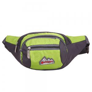 Sports Multifunctional Nylon Waist Bag - Pistachio - 44