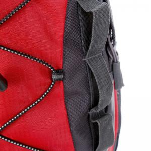 Nylon 40L Mountaineering Backpack - RED