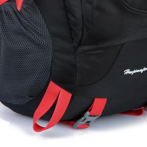 Waterproof 40L Mountaineering Backpack - BLACK