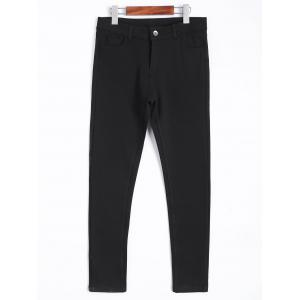 Skinny Ankle Length Plus Size Pants