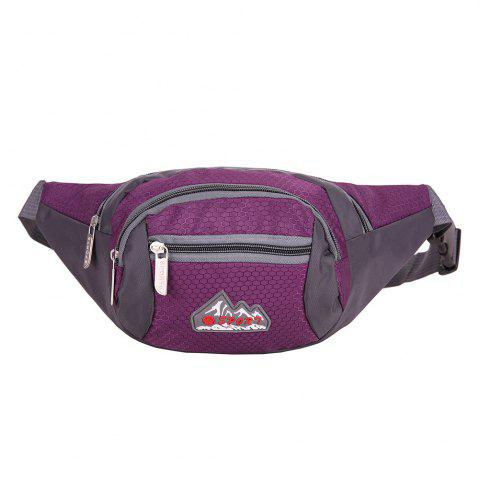 Outfits Sports Multifunctional Nylon Waist Bag