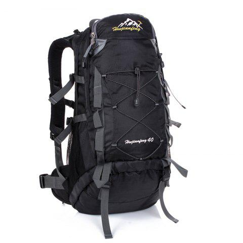 Fashion Nylon 40L Mountaineering Backpack