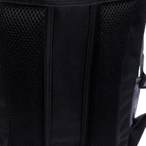 Outfits Nylon 40L Mountaineering Backpack - BLACK  Mobile