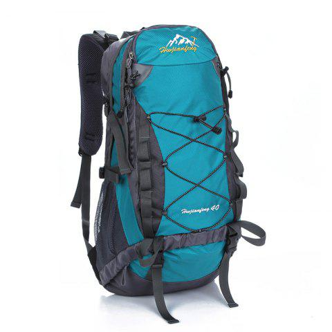 Outfits Nylon 40L Mountaineering Backpack