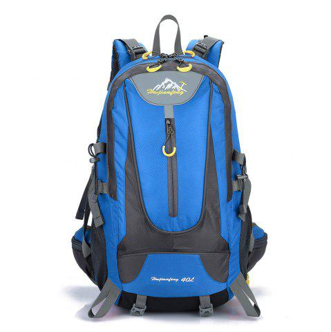 Shop Waterproof 40L Mountaineering Backpack
