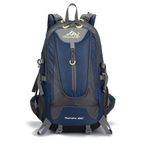 Affordable Waterproof 40L Mountaineering Backpack