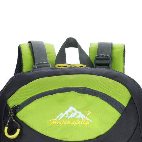 Latest Waterproof 60L Mountaineering Backpack - CELADON  Mobile