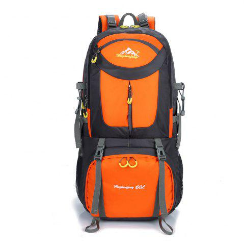 Online Waterproof 60L Mountaineering Backpack