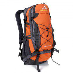 Nylon 40L Sac à dos alpinisme - Orange