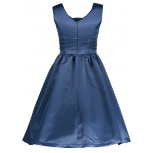 Vintage Pin Up Skater Dress -