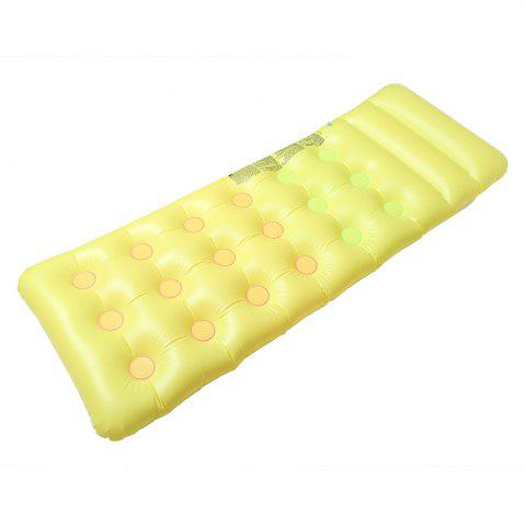 Sale 18 Holes Inflatable Floating Row with Pillow Lounge -   Mobile