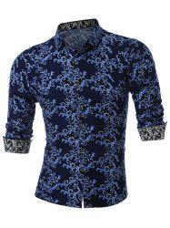All Over Printed Casual Shirt