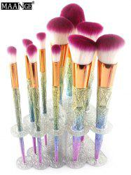 MAANGE Brush Holder Makeup Brush Stand