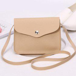 Envelope Cross Body Mini Bag - APRICOT