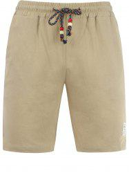 Drawstring Casual Shorts