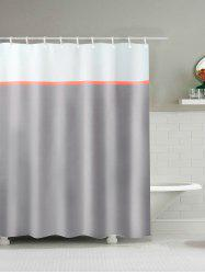 Waterproof Polyester Shower Curtain -