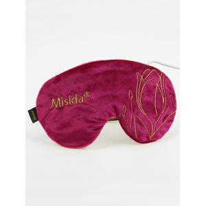 Super Soft Soulager Fatigue Sleeping Shade Blindfold - Rouge