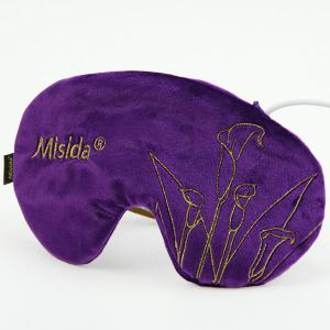 Super Soft Soulager Fatigue Sleeping Shade Blindfold - Pourpre