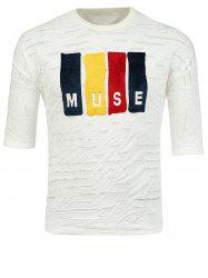 Muse Graphic Ripped T-Shirt