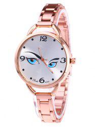YBOTTI Wrist Quartz Watch with Pretty Glance