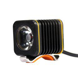 Mini Waterproof T6 LED USB Rechargeable Front Bike Light