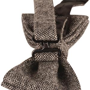 Woolen Blend Formal Bow Tie -