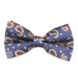 Vintage Paisley Embroideried Bow Tie