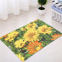 Sunflower Antiskid Soft Absorption Rug