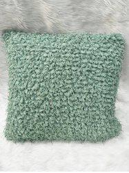 Soft Plush Cushion Cover Sofa Decor Pillow Case