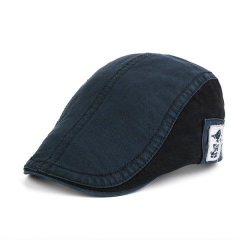 Outfits UV Protection Jeff Cap with Applique - MIDNIGHT  Mobile