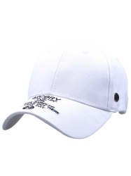 Baseball Hat with MCBRY Embroidery