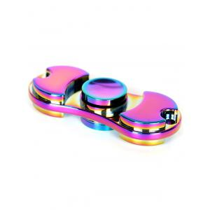 Colorful Finger Torque Gyro Spinner Soulager stress - Coloré