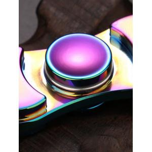 Colorful Relieving Stress Finger Spinner Gyro -
