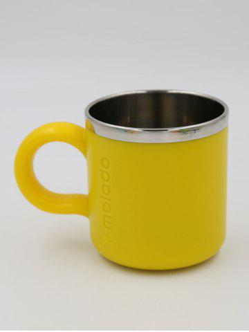Eco Friendly Stainless Steel Kids Water Cup