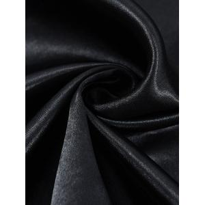 Grommet Thermal Insulated Window Blackout Curtain -