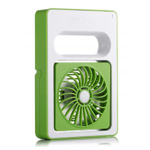 Home Office Mini USB Ventilateur de bureau rechargeable -