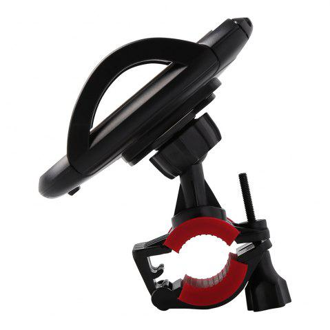 New Adjustable 360 Degree Rotation Mobile Phone Mount Holder Stand - BLACK AND GREY  Mobile