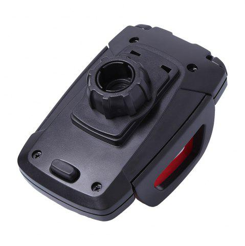 Sale 360 Degree Rotation Adjustable Mobile Phone Mount Holder Stand - RED WITH BLACK  Mobile