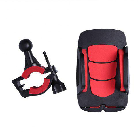 Buy 360 Degree Rotation Adjustable Mobile Phone Mount Holder Stand - RED WITH BLACK  Mobile