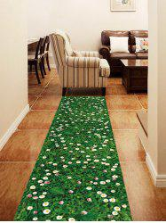 Removable Grass TV Background Wall Sticker