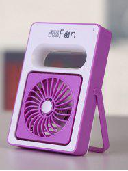 Home Office Mini USB Rechargeable Desk Fan