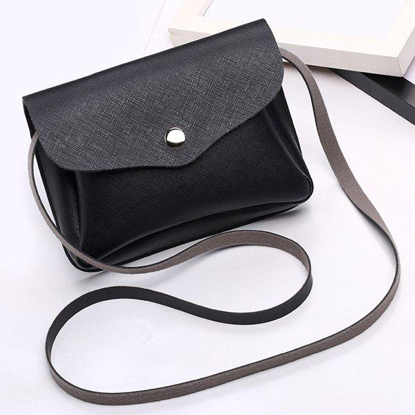 Chic Envelope Cross Body Min Bag