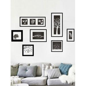 DIY Natural Plant Home Decorative Photo Wall Sticker
