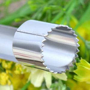 Kitchen Accessory Stainless Steel Core Separator Fruit Seeder - SILVER