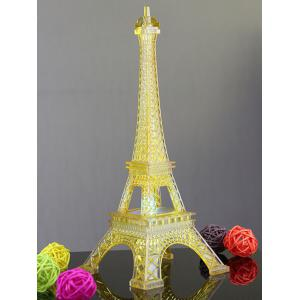Colorful Eiffel Tower Shape LED Night Light