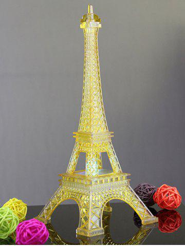 Store Colorful Eiffel Tower Shape LED Night Light
