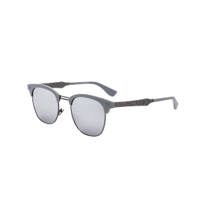 Butterfly Mirrored Sunglasses with Carve Leg